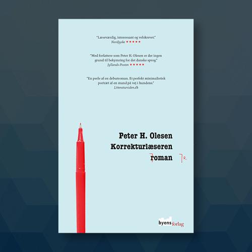 Korrekturlæseren_Peter H. Olesen