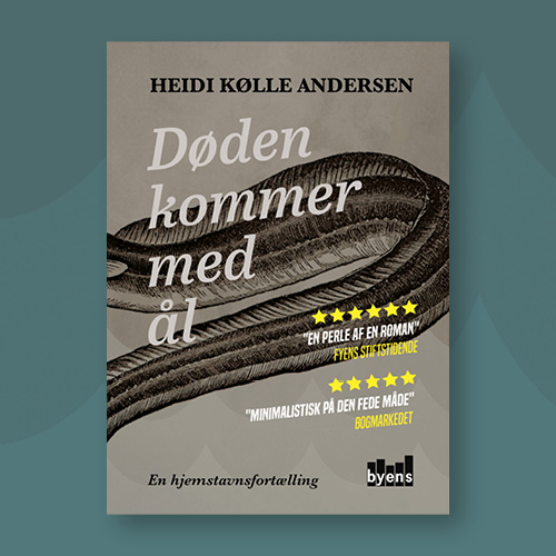 Døden kommer med ål_Heidi Kølle Andersen