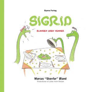 """Sigrid slangen uden venner_Marcus """"Skovfar """" Øland"""