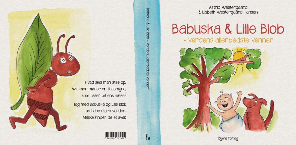 Babuska & Lille Blob_Astrid Westergaard